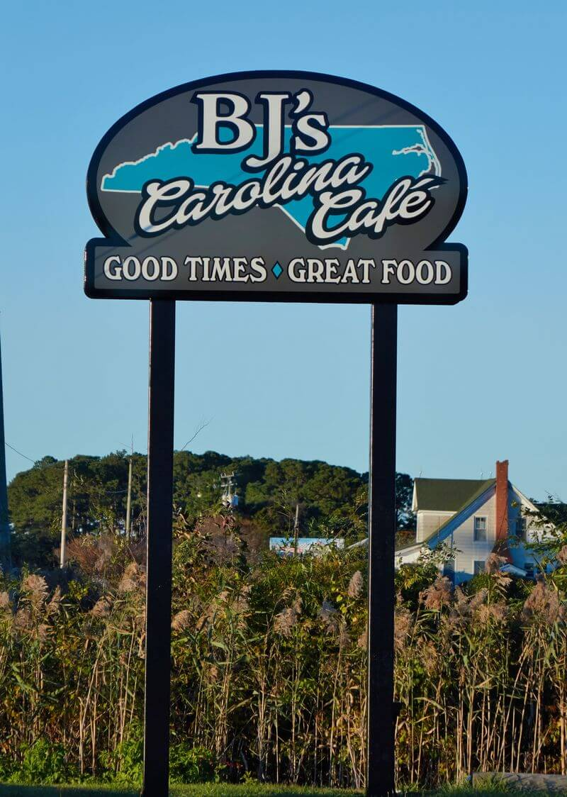 BJ's Carolina Cafe OBX Location 01