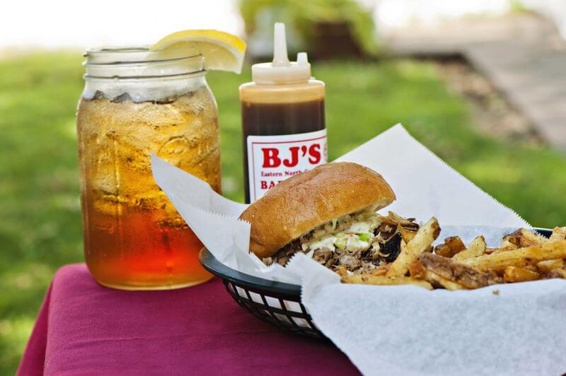 BJ's Carolina Cafe OBX Food 3