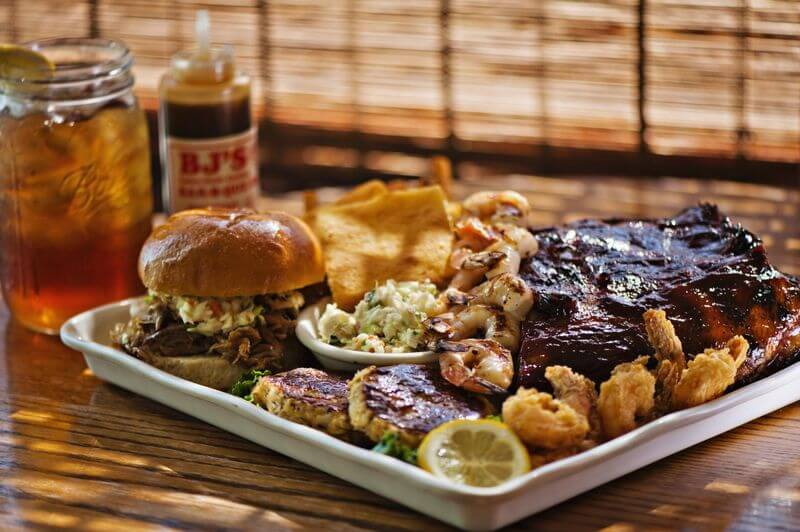 BJ's Carolina Cafe OBX Food 16