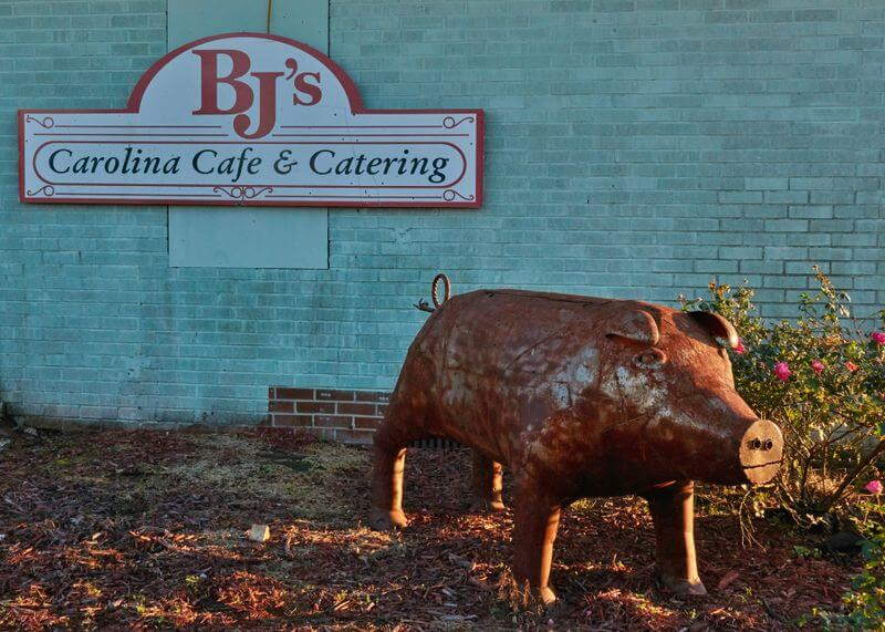 BJ's Carolina Cafe OBX Location 21